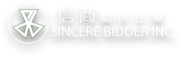 SINCERE BIDDER INC.
